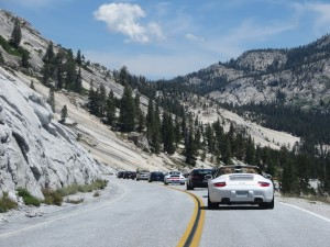 Mammoth 3 day Porsche Tour with Sequoia Region @ Mammoth Lakes, CA